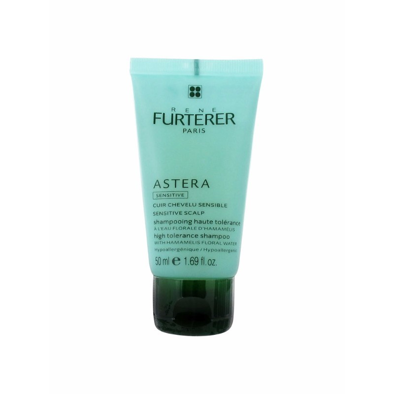 Astera Sensitive shampooing haute tolérance - 50ml