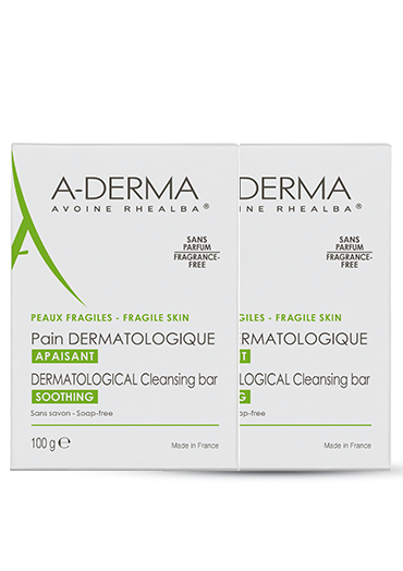 Duo Pain Dermatologique - 2x100g