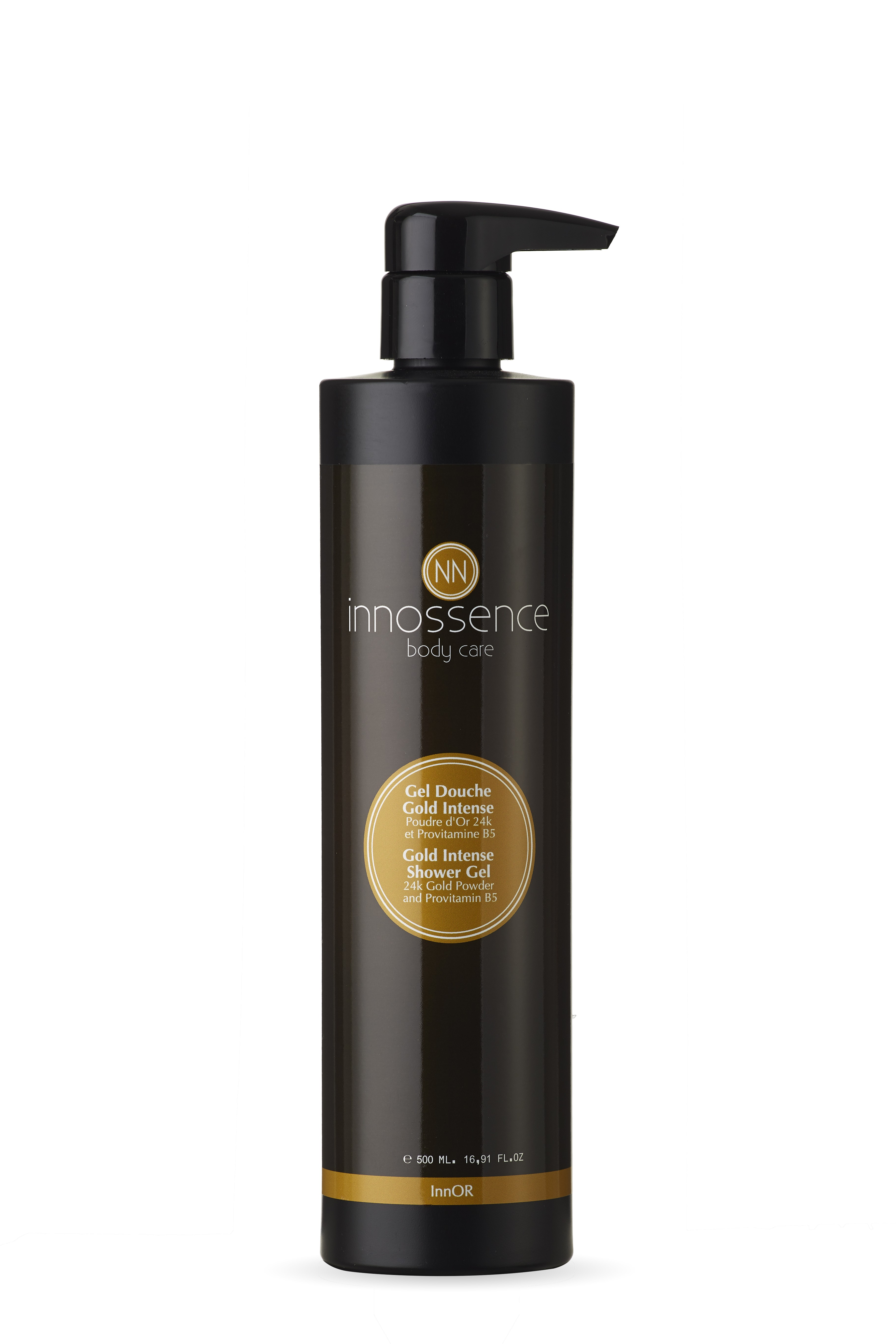 Gel douche gold intense - 500ml
