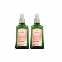 Huile de massage vergetures - 2x100ml